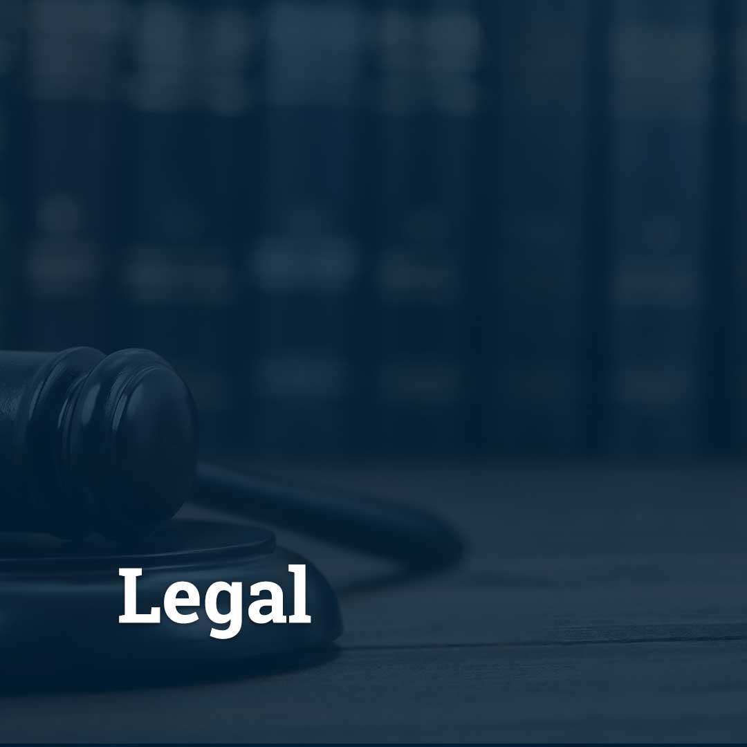 Legal investigations